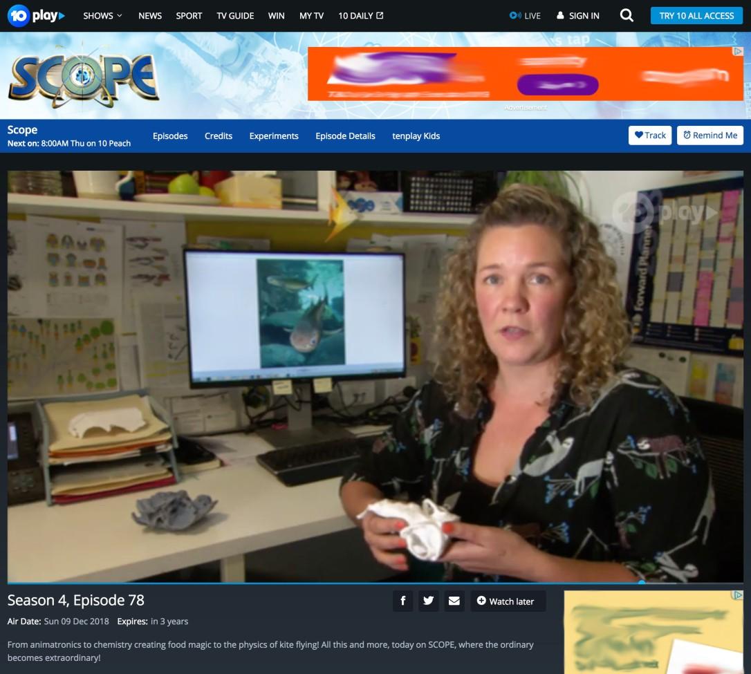 ScopeTV Alice
